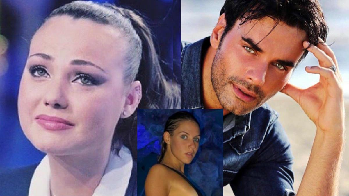 foto Massimiliano Morra fidanzata contro Adua Del Vesco grande fratello vip