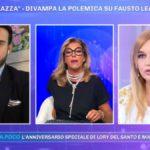"""Fausto Leali, frase razzista. Fredella a Pomeriggio Cinque: """"E' ignoranza"""""""