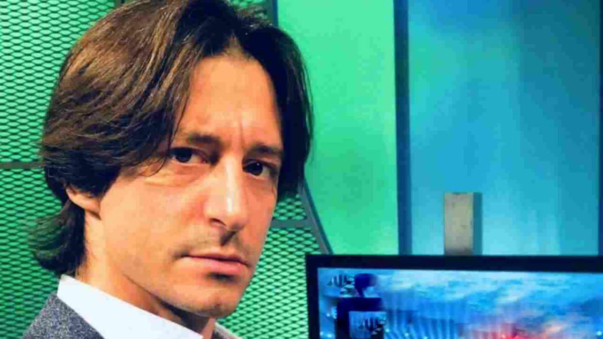 foto gf vip Francesco Oppini figlio Alba Parietti confessione
