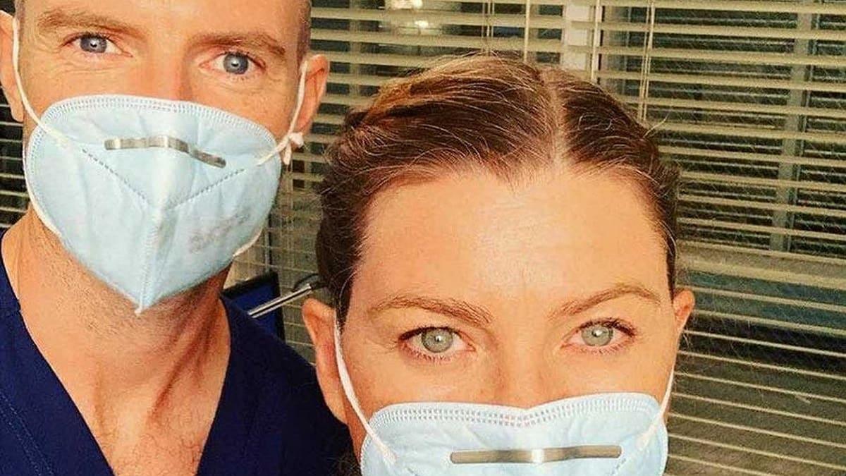 Foto Grey's Anatomy (Ellen Pompeo)