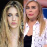 """Mattino 5, Lory Del Santo contro Guenda Goria: """"Accontentati"""""""
