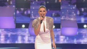 foto di Michelle Hunziker a All Together Now