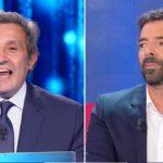 """L'Eredità, Flavio Insinna ad Alberto Matano: """"Non si è mai pronti"""""""