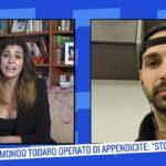 "Ballando 2020, Raimondo Todaro da Serena Bortone: ""Tornerei subito"""