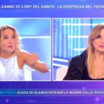 """Barbara d'Urso, gag con Lory Del Santo: """"Le donne devono dire la verità"""""""