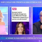 """Elisabetta Gregoraci, scoop di Sorge. Barbara d'Urso: """"Ha fatto le corna?"""""""