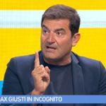 """Boss in incognito, Max Giusti a Tv Talk confessa: """"Sono tuttora scosso"""""""