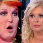 """Patrizia De Blanck al GF Vip su Tina Cipollari: """"Quella stro*za…"""" VIDEO"""