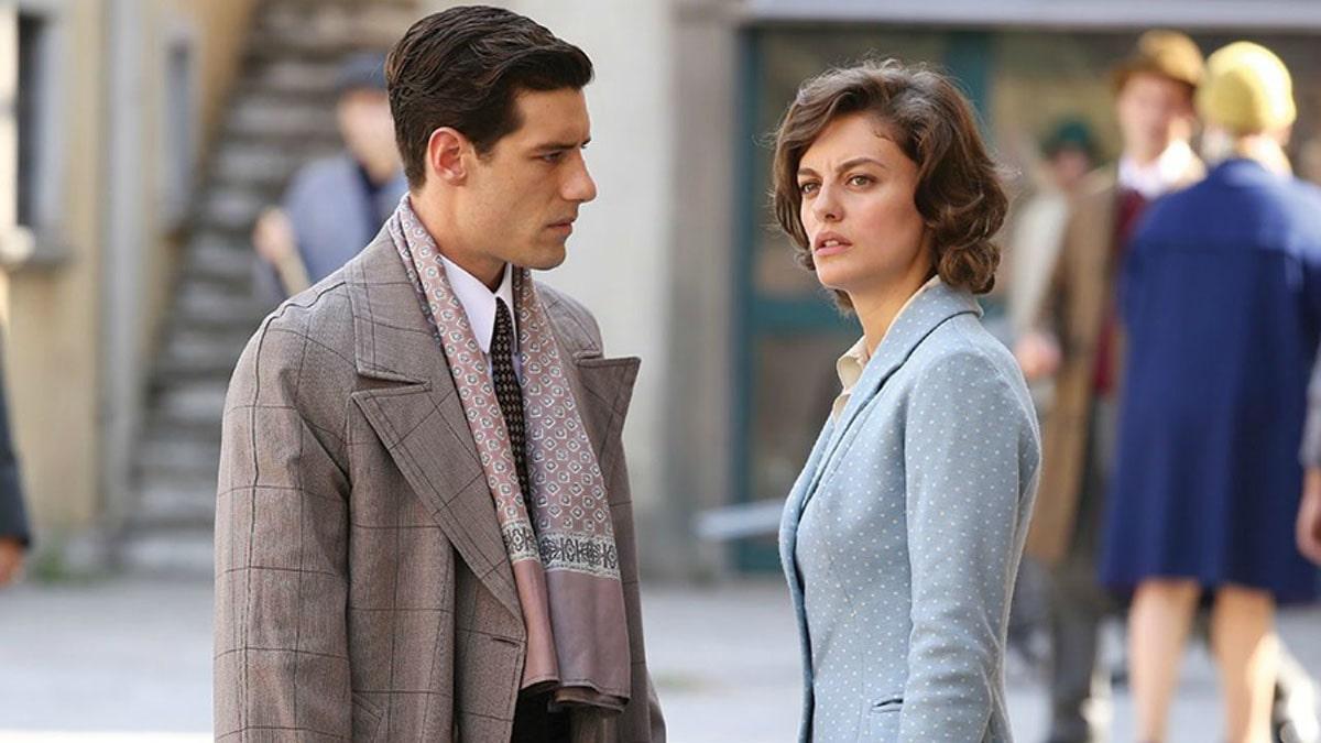 foto Riccardo e Nicoletta de Il paradiso delle signore