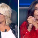 Sabrina Ferilli si offende con Maria De Filippi a Tu sì que vales