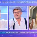 """Pomeriggio 5, Soleil Sorge fa arrabbiare Barbara d'Urso: """"Decido io"""""""
