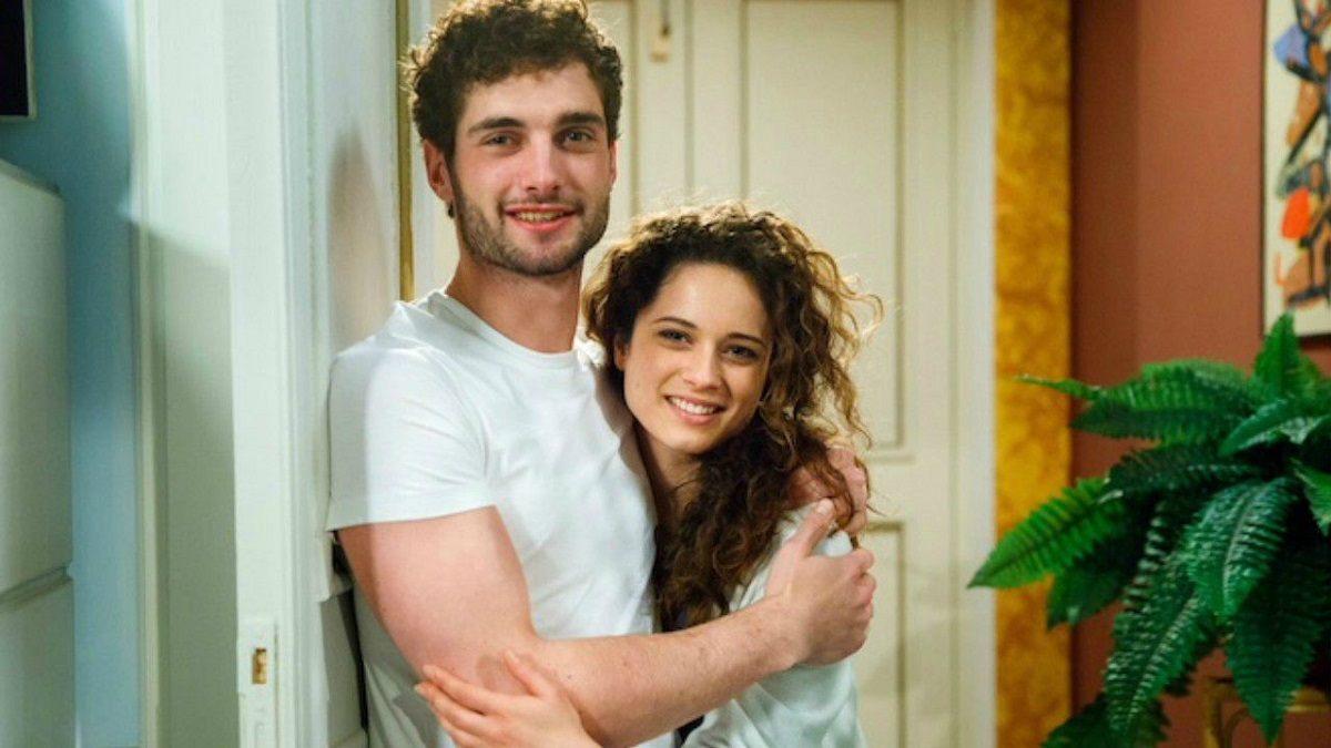 Foto Un posto al sole Niko e Susanna