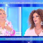 """Domenica Live, Valentina Persia: """"Essere mamma non vuol dire esser finita"""""""