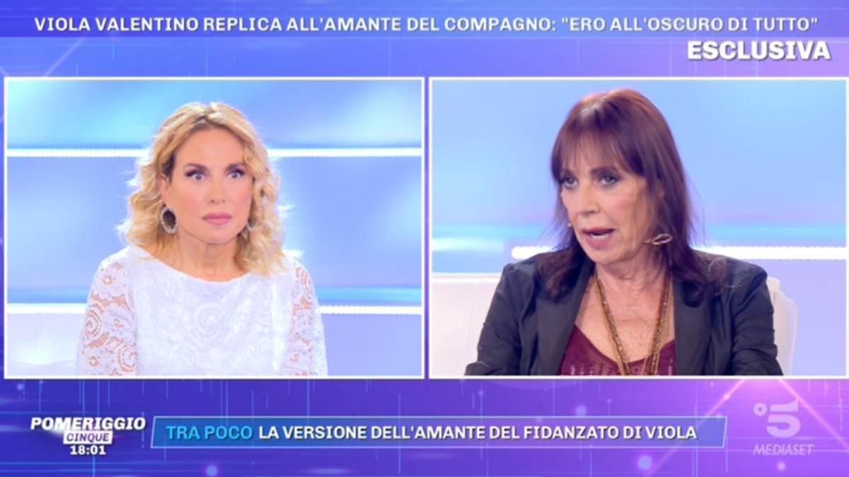 Foto Viola Valentino d'Urso tradimento