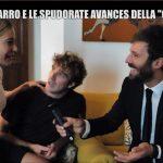 """Le Iene Clizia Incorvaia, scherzo a Paolo: """"Non voglio vederti più"""""""