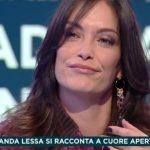 """Fernanda Lessa si confessa a Ogni Mattina: """"Non tocco alcol da due anni"""""""