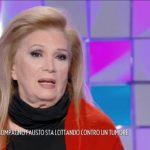 """Iva Zanicchi, il dramma a Verissimo: """"Mi è crollato il mondo addosso"""""""