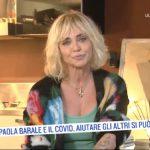 """Paola Barale, confessione intima da Serena Bortone: """"Non ho più tempo"""""""
