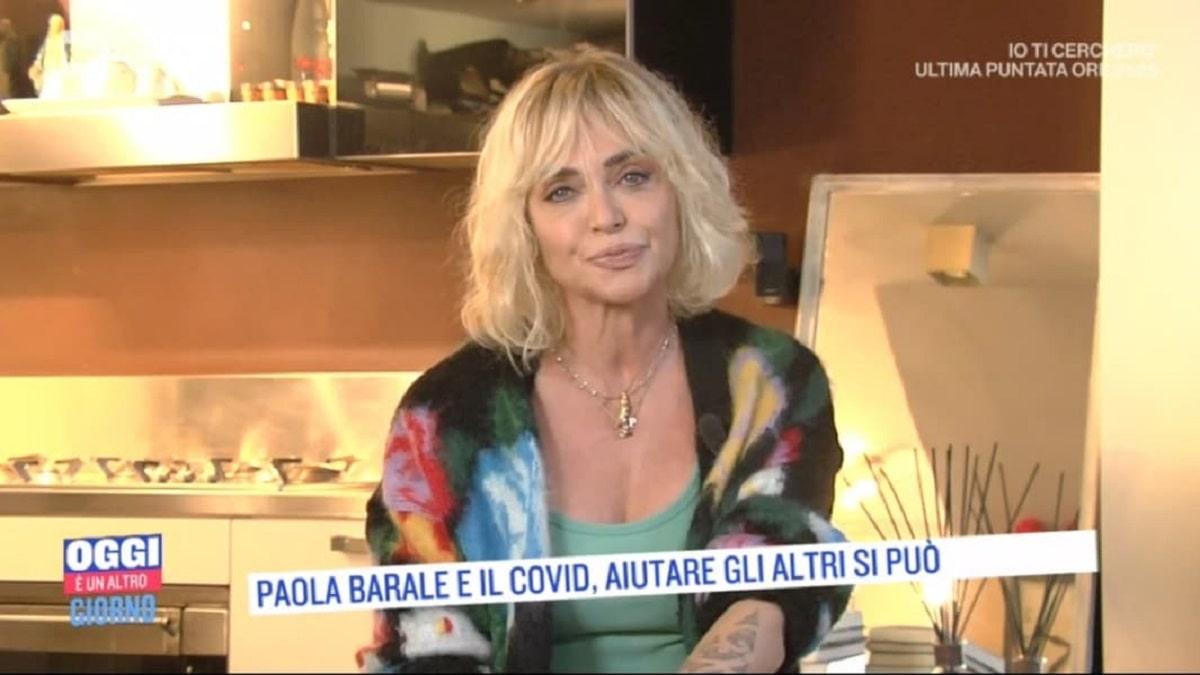 Paola Barale. La verità sulla sua presunta storia con una donna