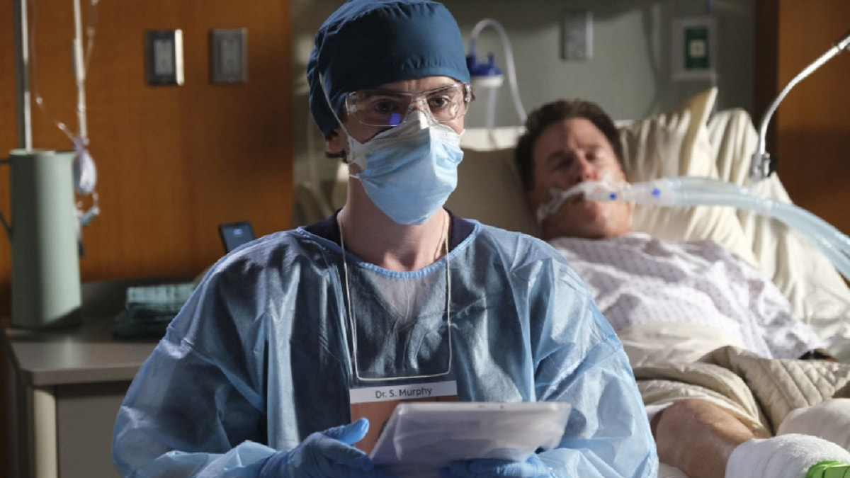 Foto The Good Doctor 4x02