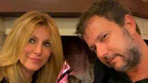 foto Adriana Volpe marito Roberto Parli