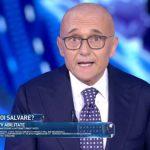 """Alfonso Signorini rimprovera Giulia Salemi al GF Vip: """"L'hai scelto tu"""""""