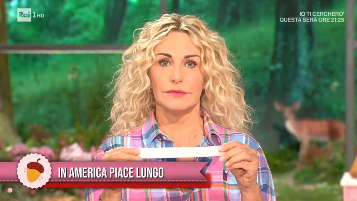 Antonella Clerici senza parole: battuta imbarazzante a È sempre mezzogiorno