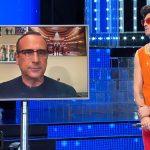 """Francesco Monte a Tale e Quale Show,  Verdone: """"Dovevi essere più pazzo"""""""