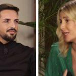 """Alessia Marcuzzi rimprovera Davide dopo Temptation: """"Parole medievali"""""""