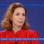 """Andrea Delogu tuona a La vita in diretta: """"Notizie non vere"""""""