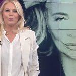 """Eleonora Daniele racconta: """"Mara Venier non ha trattenuto le lacrime"""""""