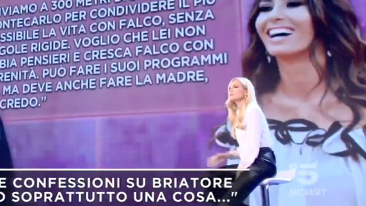 foto Federica Panicucci Elisabetta Gregoraci