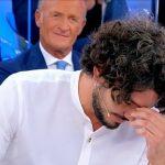 """Gianluca De Matteis in lacrime a Uomini e Donne: """"Non l'ho mai detto"""""""