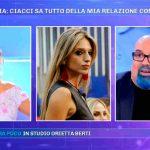 Pomeriggio 5: Ciacci fa una rivelazione su Guenda Goria e Telemaco