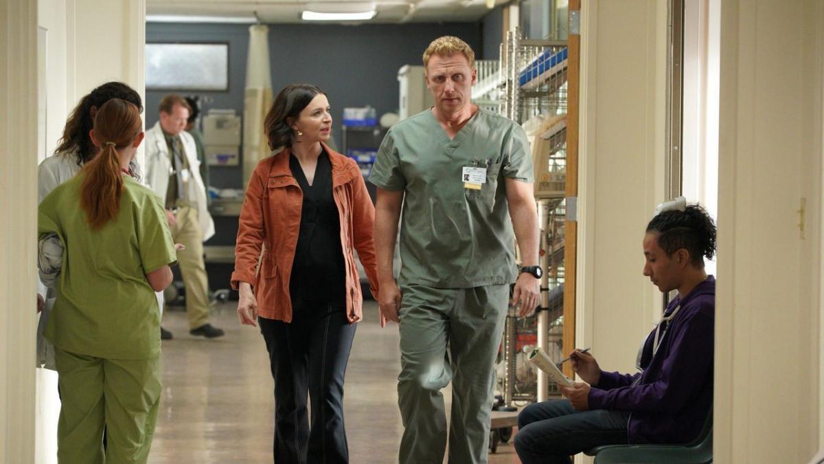 Foto Grey's Anatomy 16 su La7