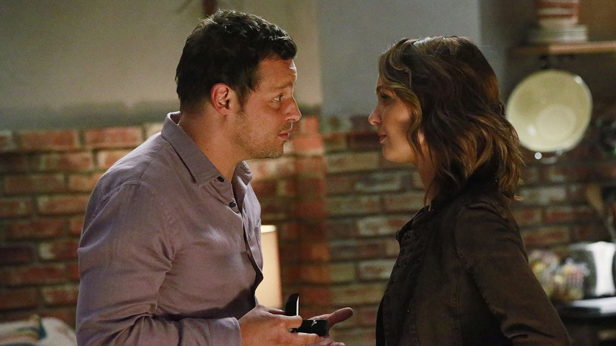 Foto Grey's Anatomy 16 - Alex e Jo