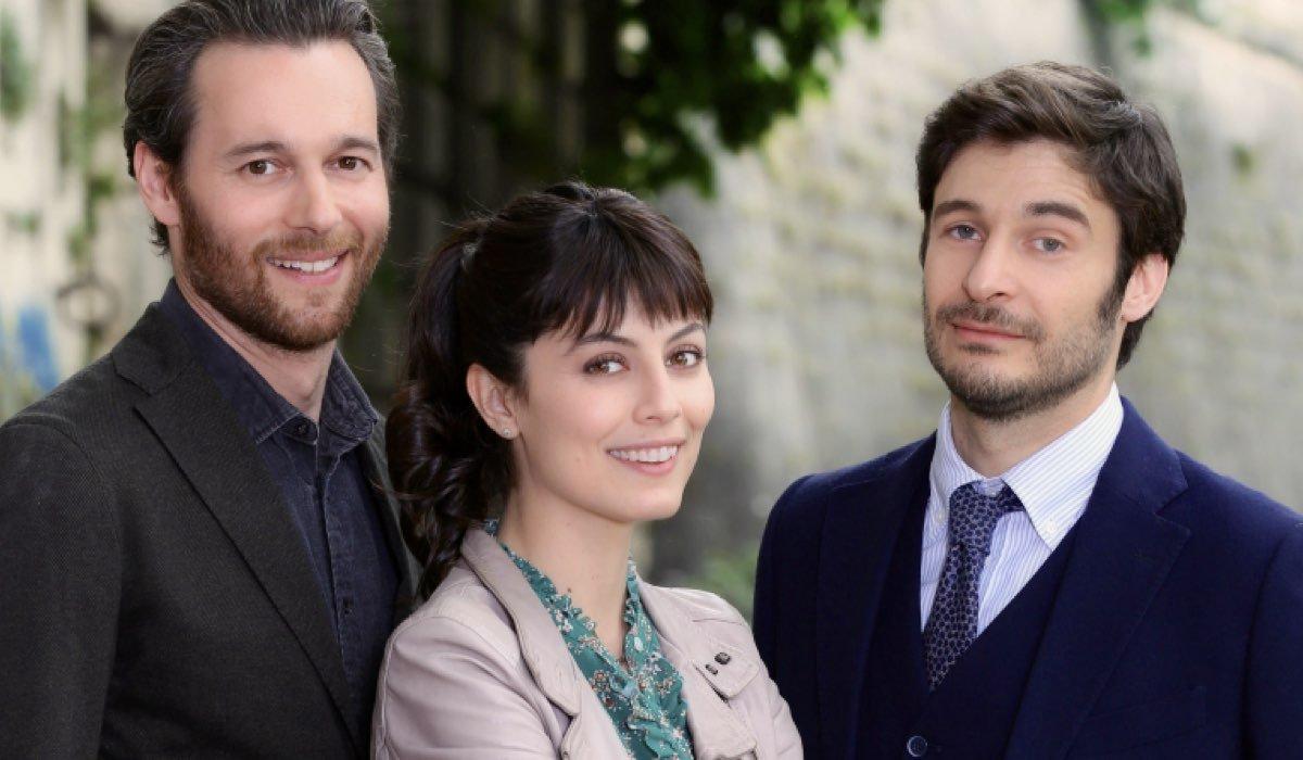 Foto L'allieva 3 Alice, Sergio e Claudio