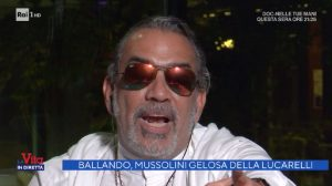 foto di Guillermo Mariotto a La vita in diretta