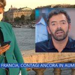 Alberto Matano: inviata de La vita in diretta non sa di essere in onda
