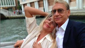 foto morto Gianni Dei Mara Venier