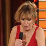 """Ballando, Lucarelli attacca Alessandra Mussolini: """"Messaggio da non dare"""""""