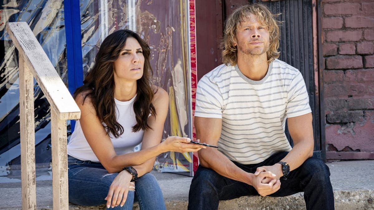 Foto NCIS Los Angeles su Raidue