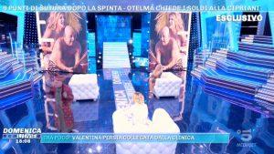 Foto Otelma Francesca Cipriani Domenica Live