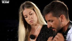 foto Serena e Davide a Temptation Island