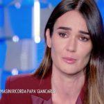Verissimo: Silvia Toffanin scoppia a piangere dopo la confessione di Masini