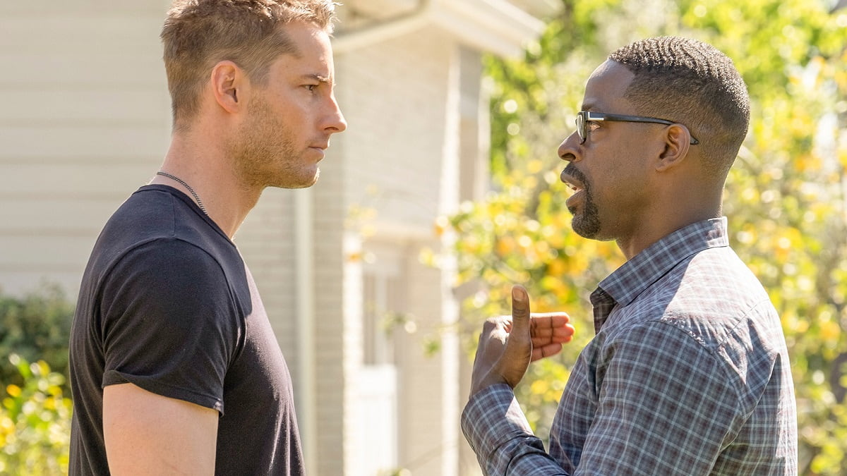 Foto This is Us 5 - Randall e Kevin