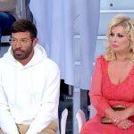 """Uomini e Donne oggi, Tina Cipollari furiosa con Daniel: """"Malfattore"""""""