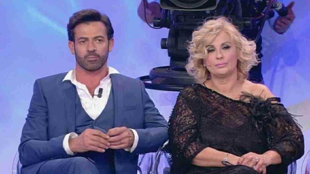 foto Uomini e Donne Gianni e Tina