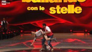Foto Alessandra Mussolini a Ballando