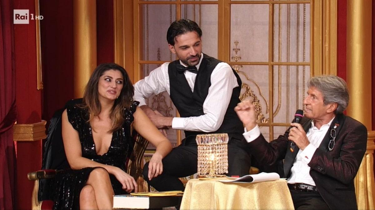 Foto Elisa e Raimondo a Ballando